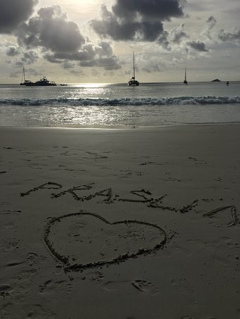 جزيرة براسلين, سيشيل: Praslin