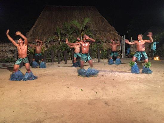 Viti Levu, Fiji: Robinson Crusoe Island