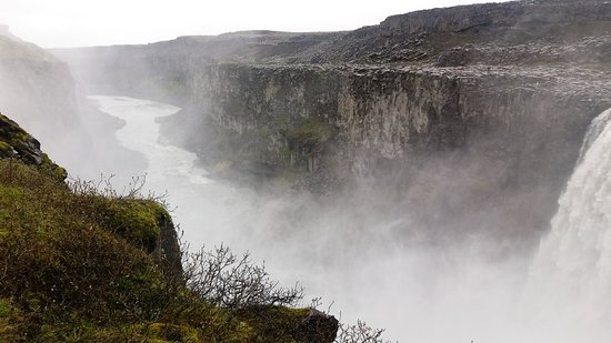 Lake Myvatn, Iceland: Dettifoss