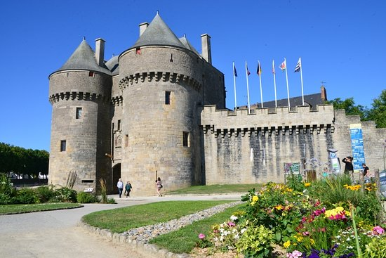 Cite Medievale de Guerande