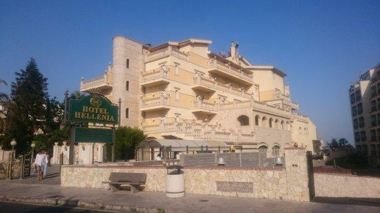Hellenia yachting hotel giardini naxos sicilia prezzi 2017 e recensioni - Hotel alexander giardini naxos ...