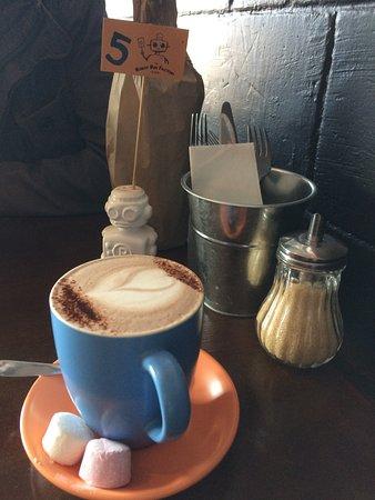 Midland, Australie : Hot chocolate