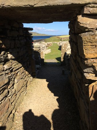 Evie, UK: Broch of Gurness