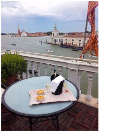 """The Westin Europa & Regina, Venice: """"Breakfast"""""""