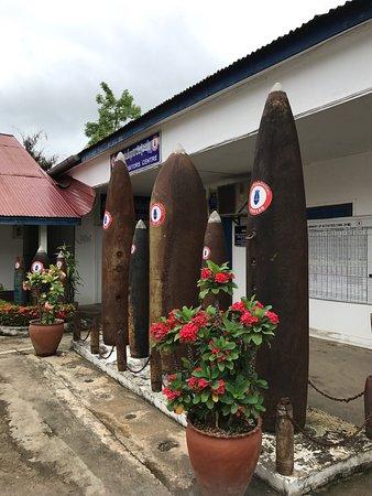 UXO Laos Visitor Center: photo3.jpg
