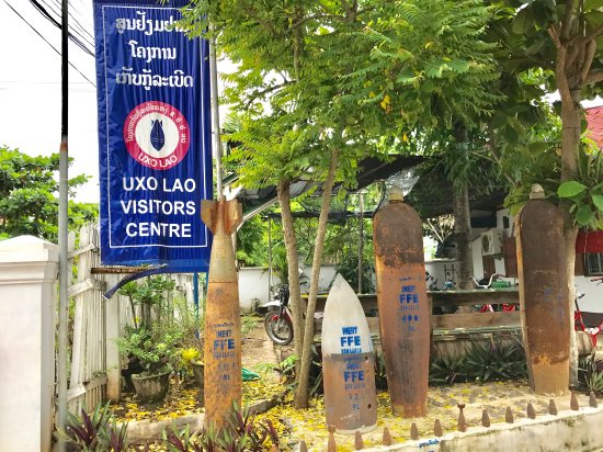 ‪‪UXO Laos Visitor Center‬: photo4.jpg‬