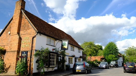 Redbourn, UK: A Grade 2 Listed 16th Century building in the prettiest street in the village