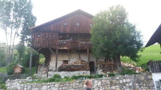 Bauernhof mit Restaurant Maso Alfarëi: maso Alfarei