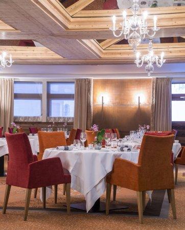 La Clusaz, France: Restaurant le Coeur