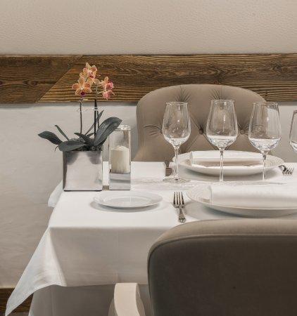 La Clusaz, France: Restaurant gastronomique le Cinq
