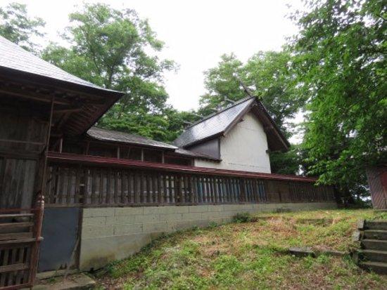 Tendo, Japan: 本殿の様子