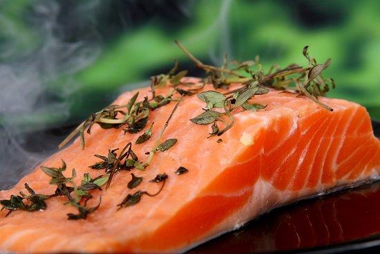 Cloghran, Irland: Smoked Salmon