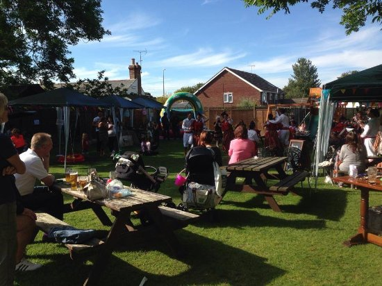 Rustington, UK: Annual fun day