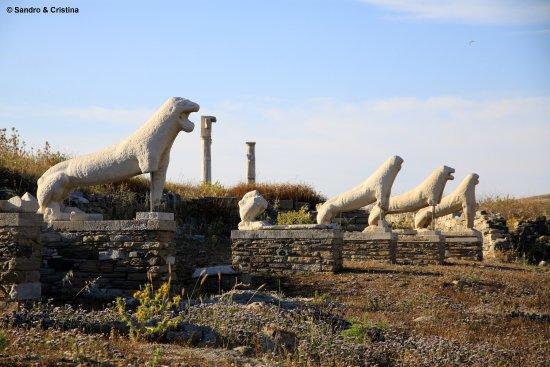 Ftelia Archeological Site