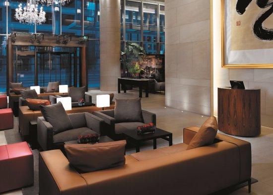 Shangri-La Hotel, Vancouver: Lobby
