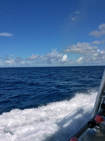 New Providence Island: Clearer days ahead