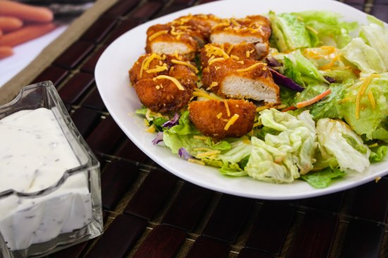 Weedsport, NY: Buffalo Chicken Salad
