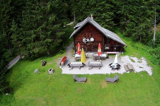 Weissbriach, Austria: Holzknechthütte