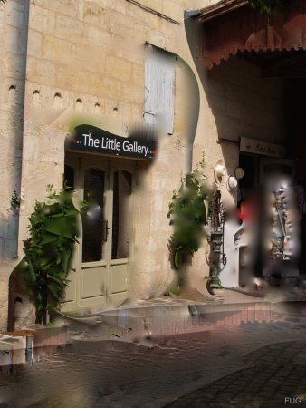 The Little Gallery à La Cour des Arts