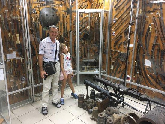 Ζαπορίζια, Ουκρανία: Музей истории оружия ЧП