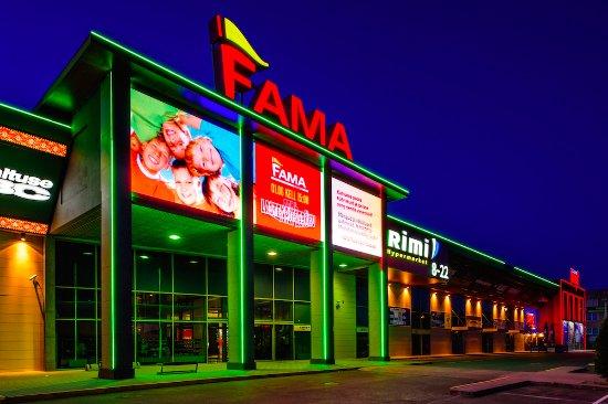 Fama Centre