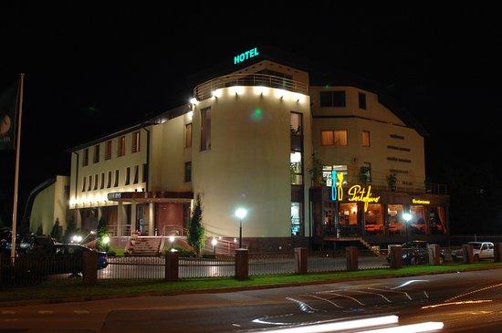Window View - Picture of Hermis Hotel, Kaunas - Tripadvisor