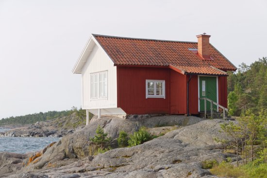 Grisslehamn, Sweden: Ateljén