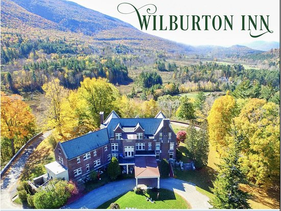 Manchester, VT: Wilburton Inn historic hilltop estate