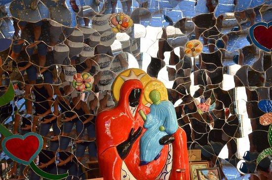 Capalbio, Italy: chiesetta