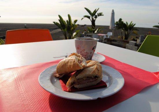 Benajarafe, Espanha: desayuno