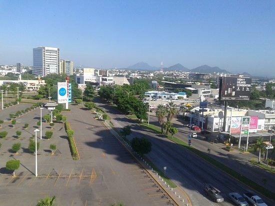 One Culiacan Forum: vista desde la habitación