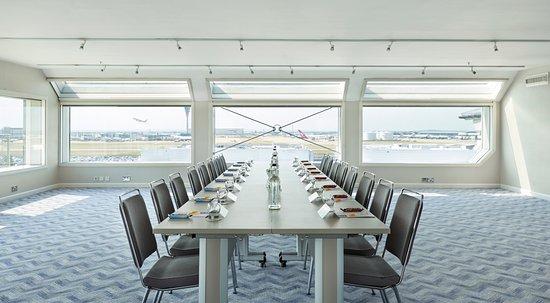 โรงแรมอโรลา (ฮีทโธรว์): Blue Sky Suite