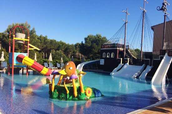 Zafiro Menorca : Kids Pool