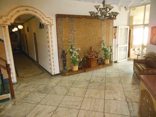 Hotel Taj Plaza: Interior