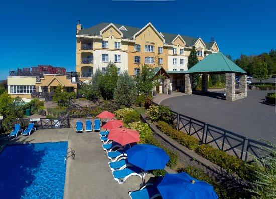 Hotel Château-Bromont: L'endroit parfait pour vos vacances d'été