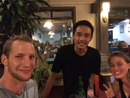 Casa Bella Restaurant: Es war ein wundervoller Abend in Bali, die Bedienung ist super und das Ambiente war einzigartig.