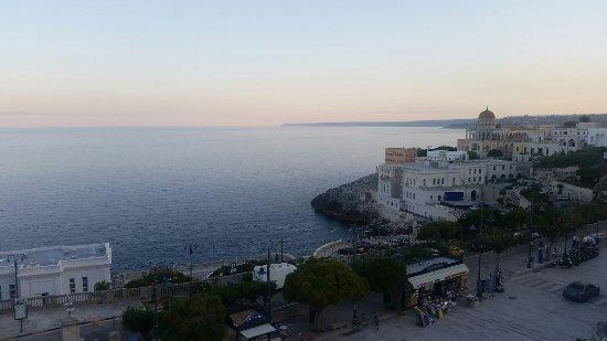 Grand hotel mediterraneo santa cesarea terme puglia - Ristorante bagno marino archi ...