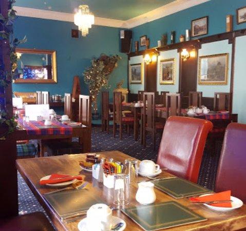 Форрес, UK: Breakfast room