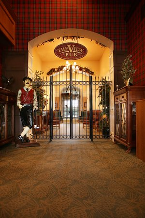 Lakewood, NJ: The View Pub Entrance