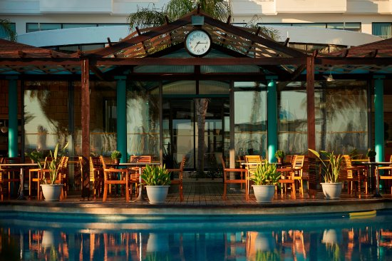 Louis Ledra Beach - Pool Restaurant