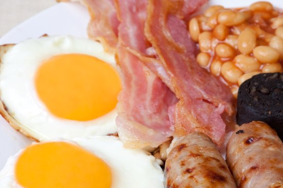 Walton-On-Thames, UK: Breakfast served from 10am every day
