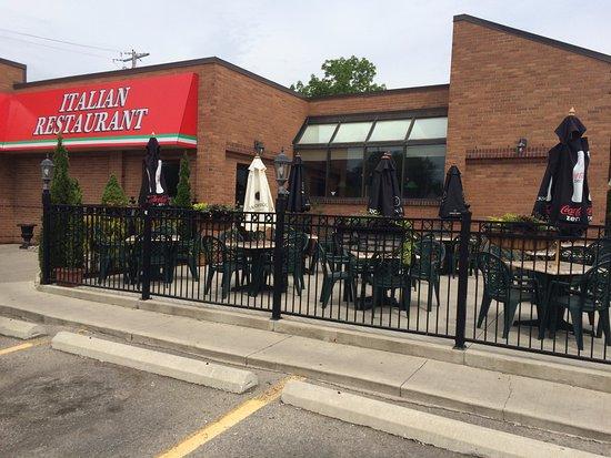 Simcoe, Kanada: patio