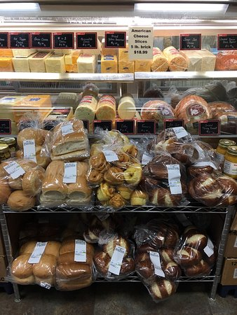 New Waterford, Ohio: Snacks, fresh baked goods, craft sodas... we are more than just subs!