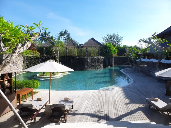 vue des wc photo de visesa ubud resort ubud tripadvisor. Black Bedroom Furniture Sets. Home Design Ideas