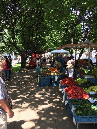 Farmářský trh na Tyláku