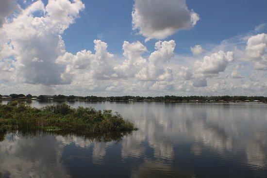 Sebring, FL: View from Caladium Suite