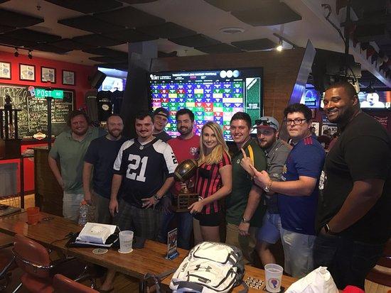 Maplewood, MO: Fantasy Football Draft