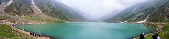 Naran, Pakistan: Panoramic view