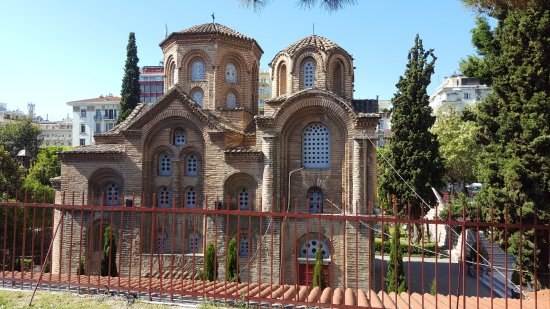 Church of Panagia Chalkeon