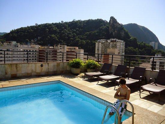Piscina foto de premier copacabana hotel rio de janeiro for Piscinas premier